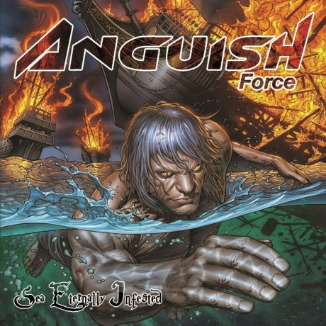 Anguish Force: Sea Eternally Infested (TrueMetal.it)