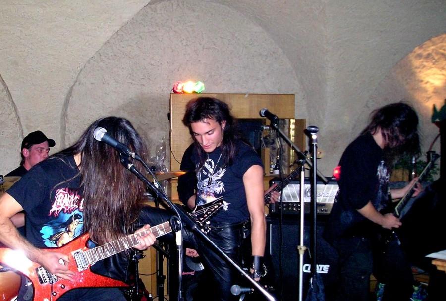 Anguish Force Aquarium Metal Night 1 - Aquarium Metal Night - live-