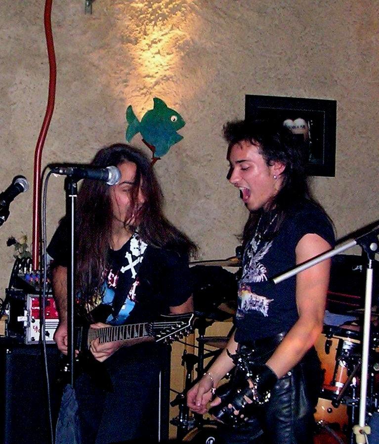 Anguish Force Aquarium Metal Night 11 - Aquarium Metal Night - live-