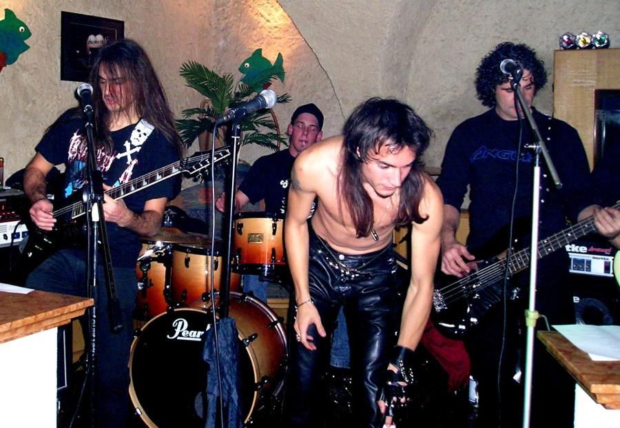 Anguish Force Aquarium Metal Night 12 - Aquarium Metal Night - live-
