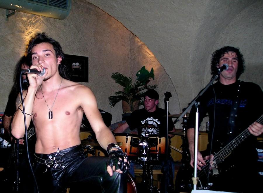 Anguish Force Aquarium Metal Night 2 - Aquarium Metal Night - live-