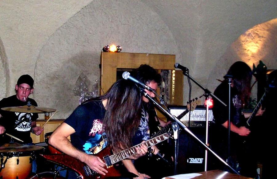 Anguish Force Aquarium Metal Night 4 - Aquarium Metal Night - live-