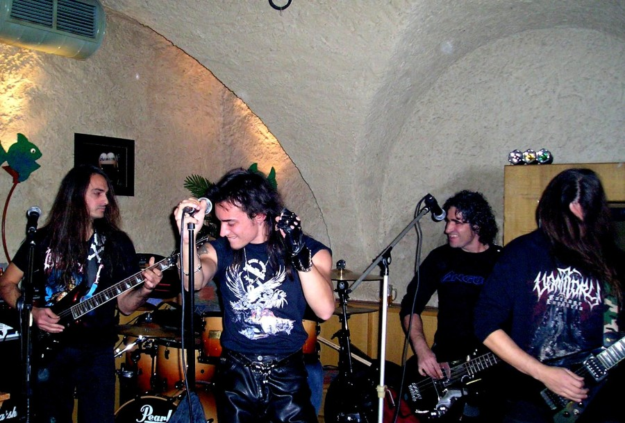 Anguish Force Aquarium Metal Night 6 - Aquarium Metal Night - live-
