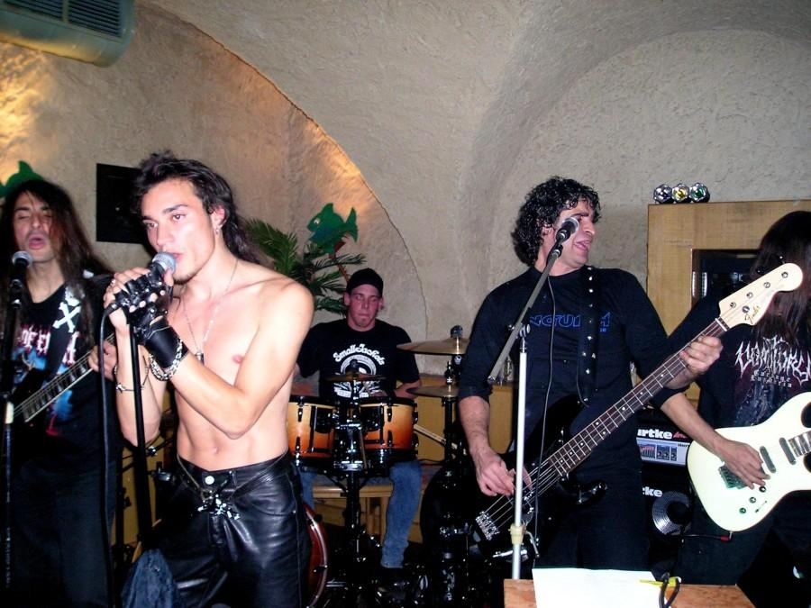 Anguish Force Aquarium Metal Night 7 - Aquarium Metal Night - live-