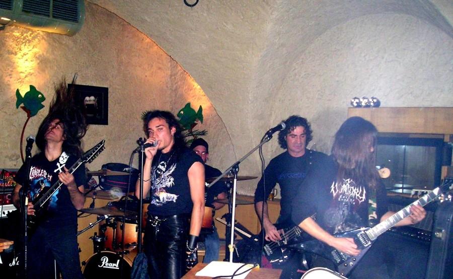 Anguish Force Aquarium Metal Night 8 - Aquarium Metal Night - live-
