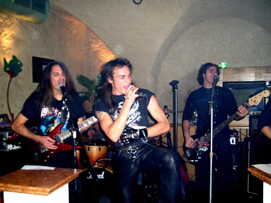 Anguish Force Aquarium Metal Night 9 - Aquarium Metal Night - live-