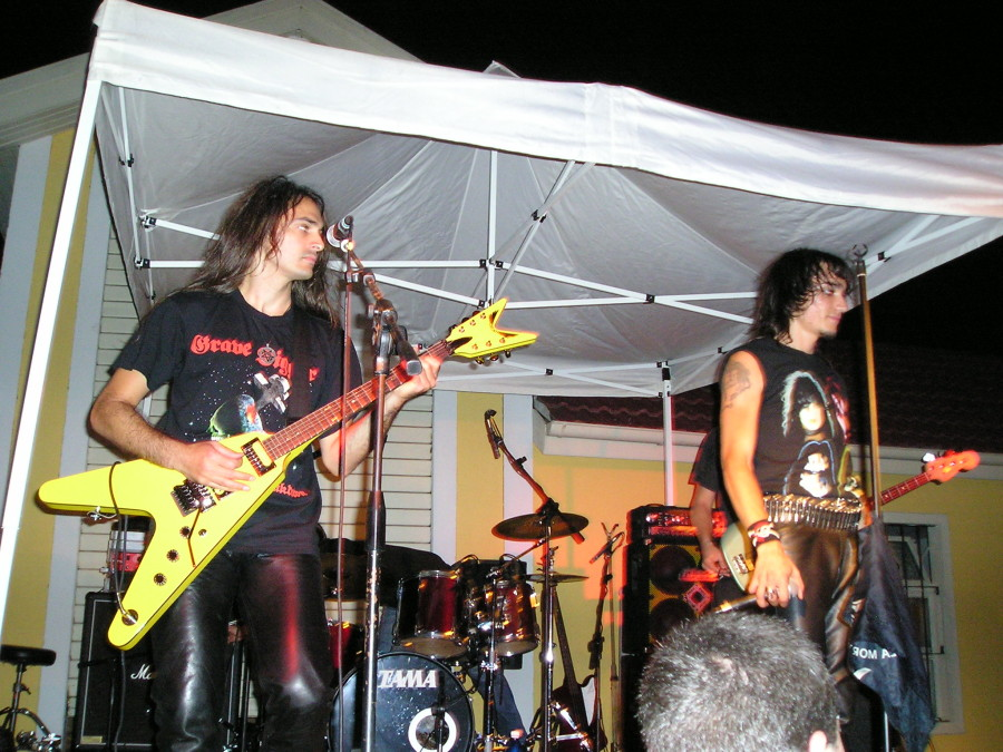 Anguish Force Atzwang Metal Fest 1 1 - Anguish Force Atzwang Metal Fest 1 - live