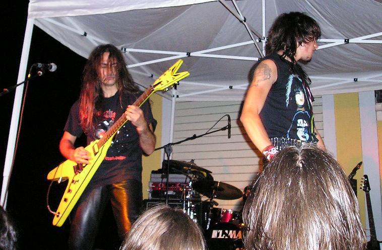 Anguish Force Atzwang Metal Fest 1 11 - Anguish Force Atzwang Metal Fest 1 - live
