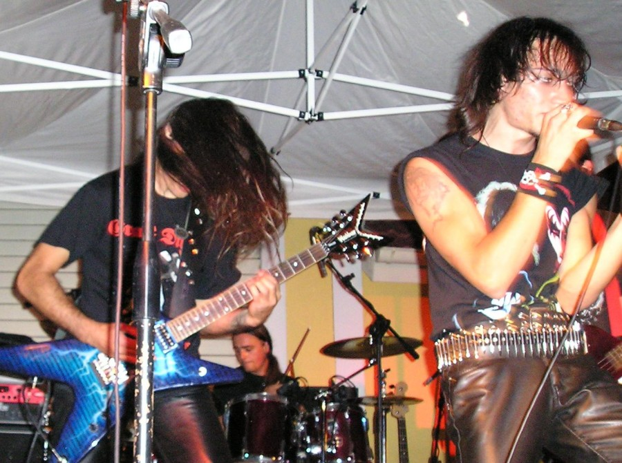 Anguish Force Atzwang Metal Fest 1 2 - Anguish Force Atzwang Metal Fest 1 - live
