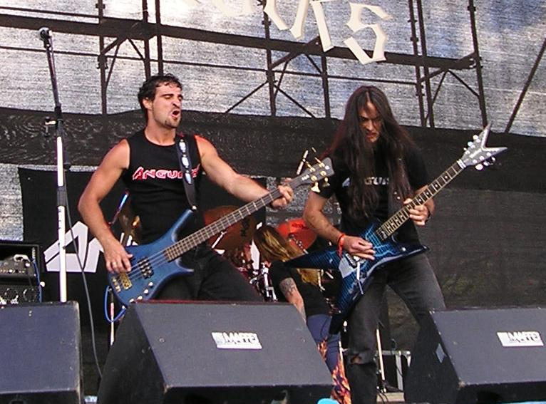 Anguish Force Badia Rocks 12 - Anguish Force Badia Rocks - live