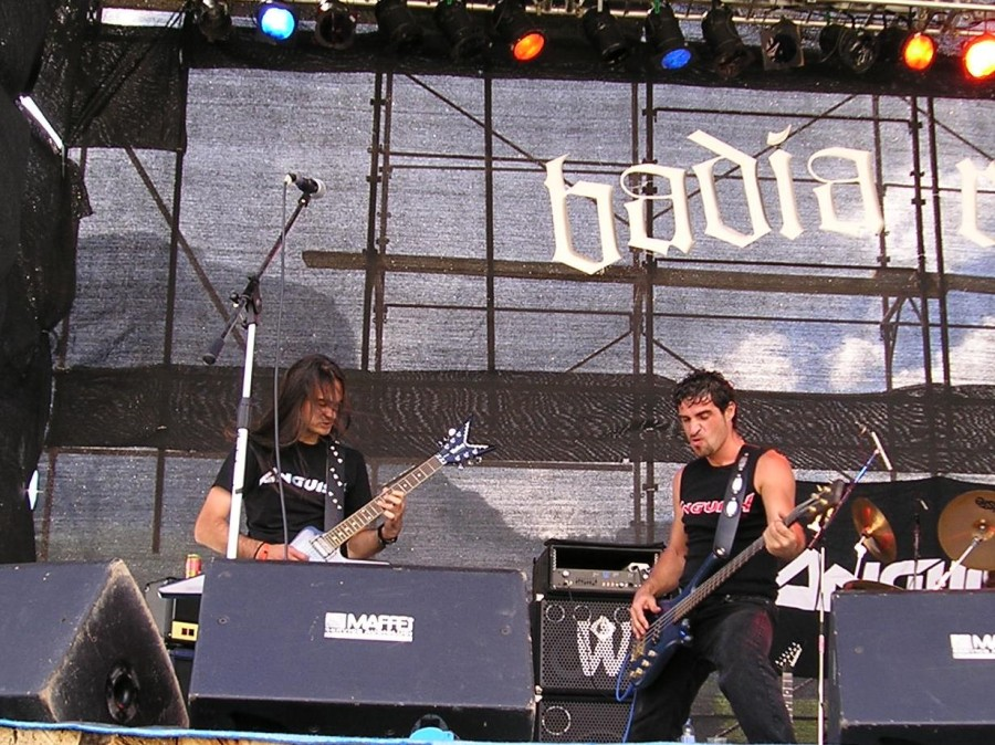 Anguish Force Badia Rocks 18 - Anguish Force Badia Rocks - live-