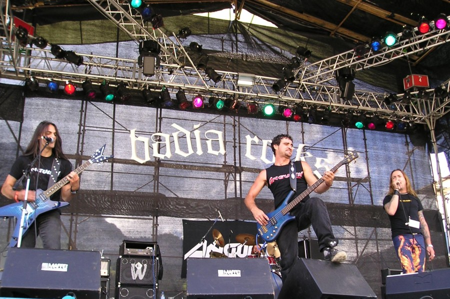 Anguish Force Badia Rocks 27 - Anguish Force Badia Rocks - live