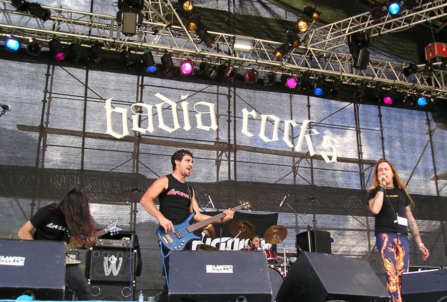Anguish Force Badia Rocks 35 - Anguish Force Badia Rocks - live