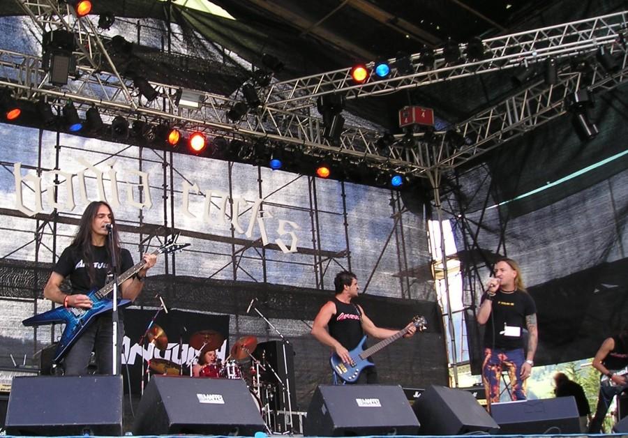 Anguish Force Badia Rocks 37 - Anguish Force Badia Rocks - live-