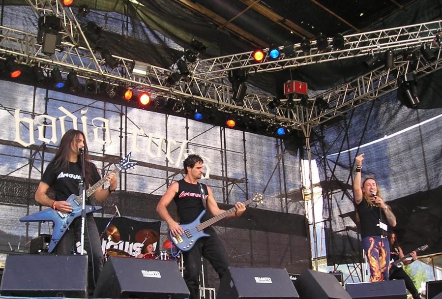 Anguish Force Badia Rocks 38 - Anguish Force Badia Rocks - live
