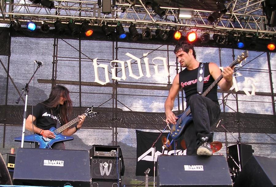 Anguish Force Badia Rocks 40 - Anguish Force Badia Rocks - live