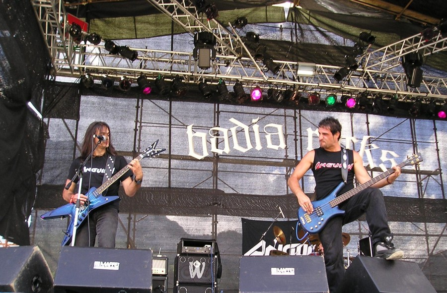 Anguish Force Badia Rocks 42 - Anguish Force Badia Rocks - live