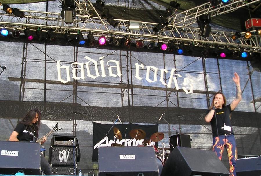 Anguish Force Badia Rocks 8 - Anguish Force Badia Rocks - live