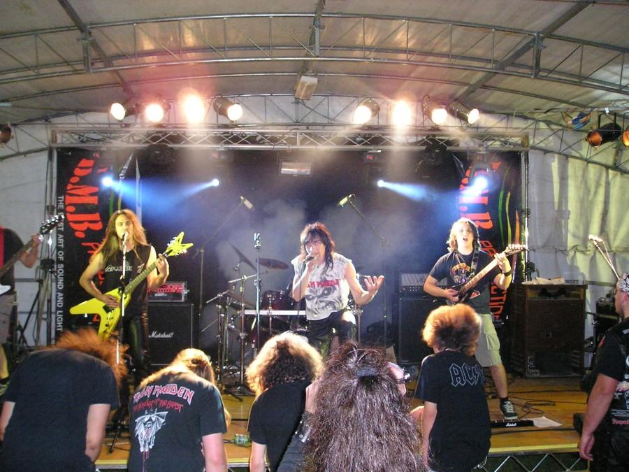 Anguish Force Baselga Metal Festival 1 - Baselga Metal Festival - live-