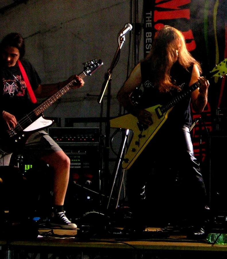 Anguish Force Baselga Metal Festival 11 - Baselga Metal Festival - live-