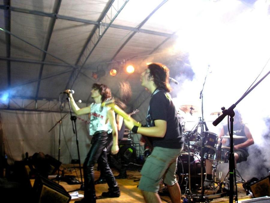Anguish Force Baselga Metal Festival 12 - Baselga Metal Festival - live-