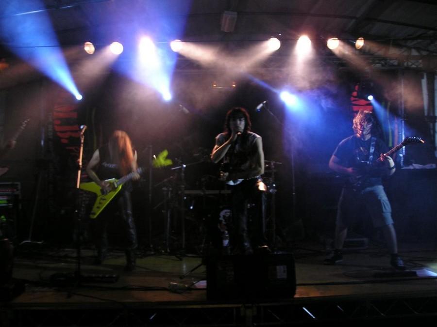Anguish Force Baselga Metal Festival 14 - Baselga Metal Festival - live-
