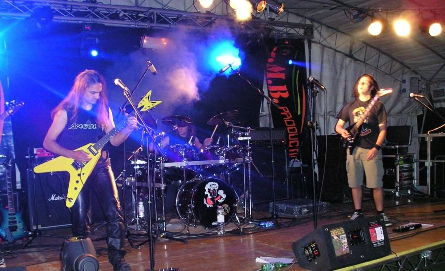 Anguish Force Baselga Metal Festival 16 - Baselga Metal Festival - live-