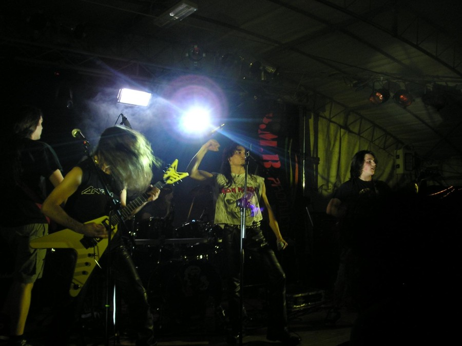 Anguish Force Baselga Metal Festival 17 - Baselga Metal Festival - live-
