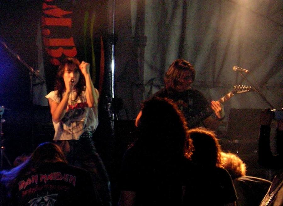 Anguish Force Baselga Metal Festival 18 - Baselga Metal Festival - live