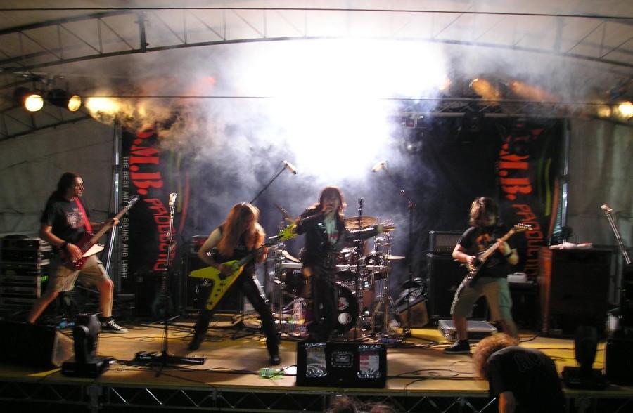 Anguish Force Baselga Metal Festival 19 - Baselga Metal Festival - live-