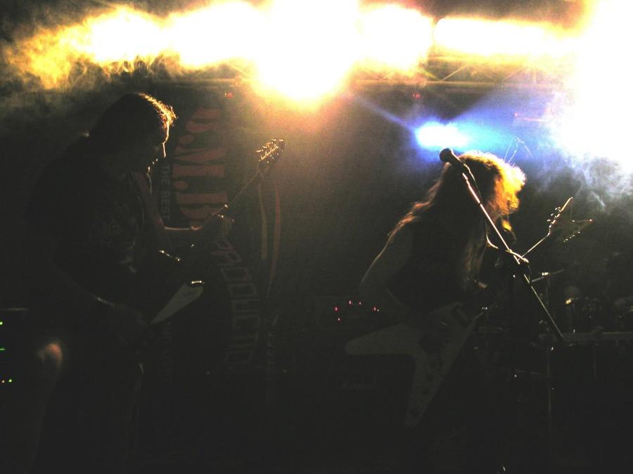 Anguish Force Baselga Metal Festival 2 - Baselga Metal Festival - live-