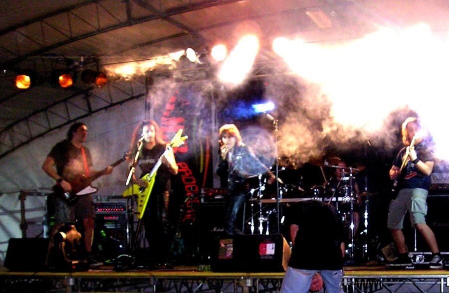 Anguish Force Baselga Metal Festival 20 - Baselga Metal Festival - live-