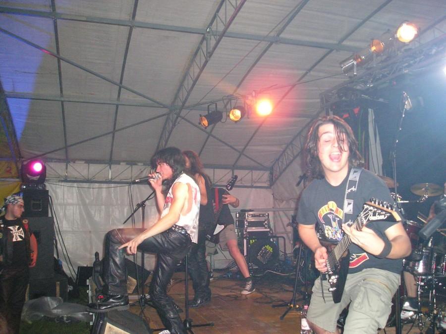 Anguish Force Baselga Metal Festival 21 - Baselga Metal Festival - live-