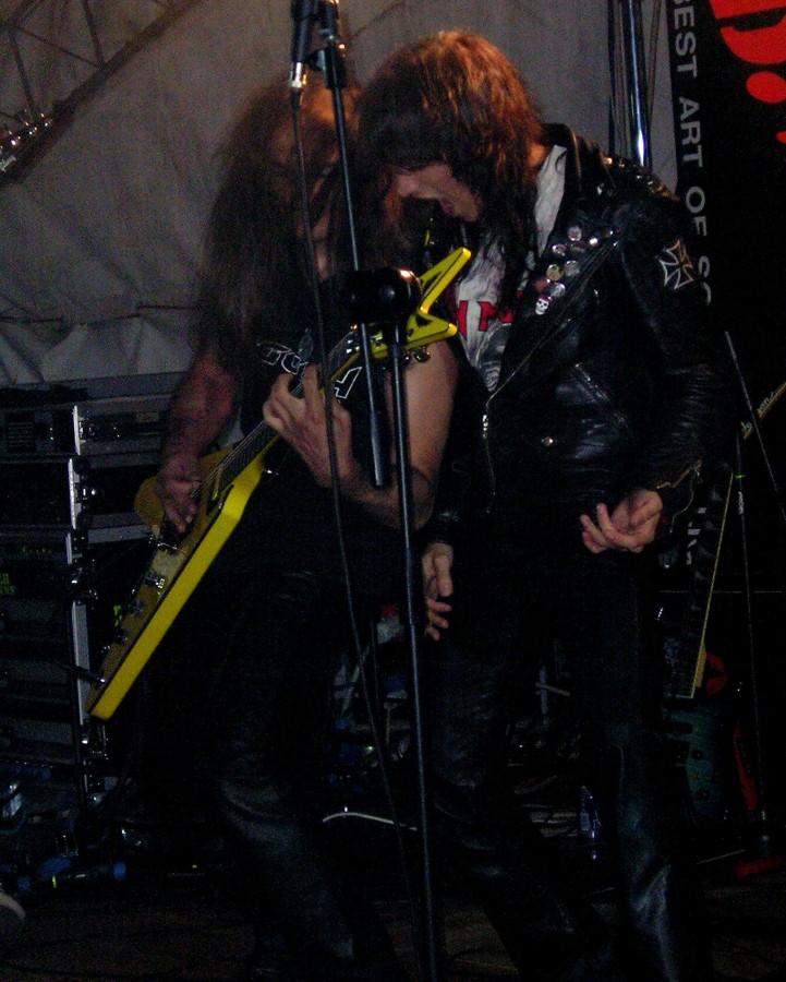 Anguish Force Baselga Metal Festival 22 - Baselga Metal Festival - live-