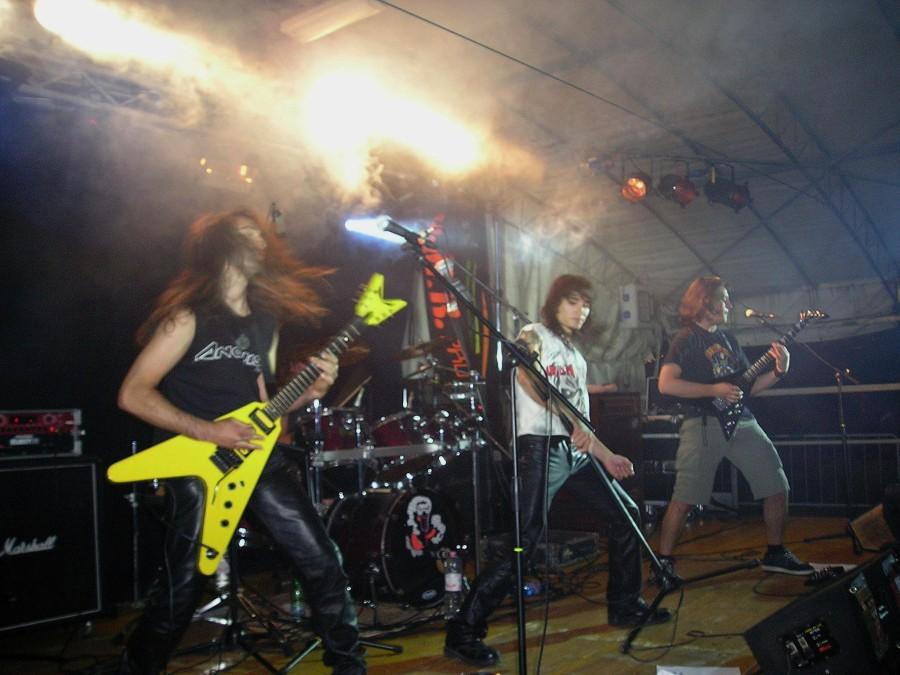 Anguish Force Baselga Metal Festival 23 - Baselga Metal Festival - live-
