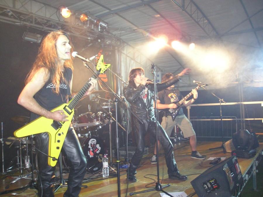Anguish Force Baselga Metal Festival 24 - Baselga Metal Festival - live-