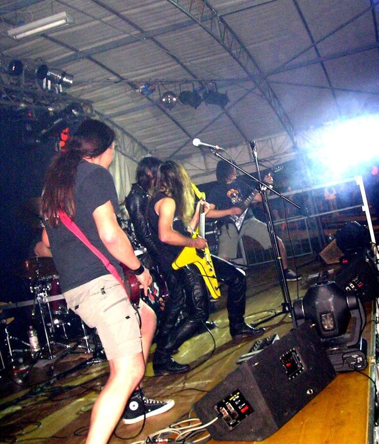 Anguish Force Baselga Metal Festival 26 - Baselga Metal Festival - live-