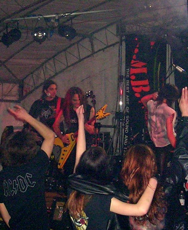 Anguish Force Baselga Metal Festival 27 - Baselga Metal Festival - live-