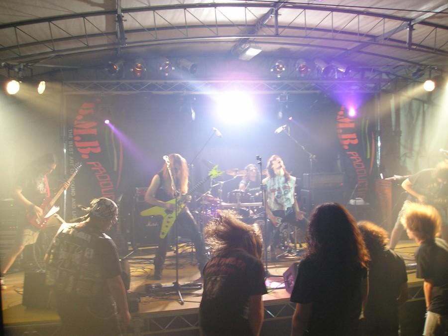 Anguish Force Baselga Metal Festival 28 - Baselga Metal Festival - live-