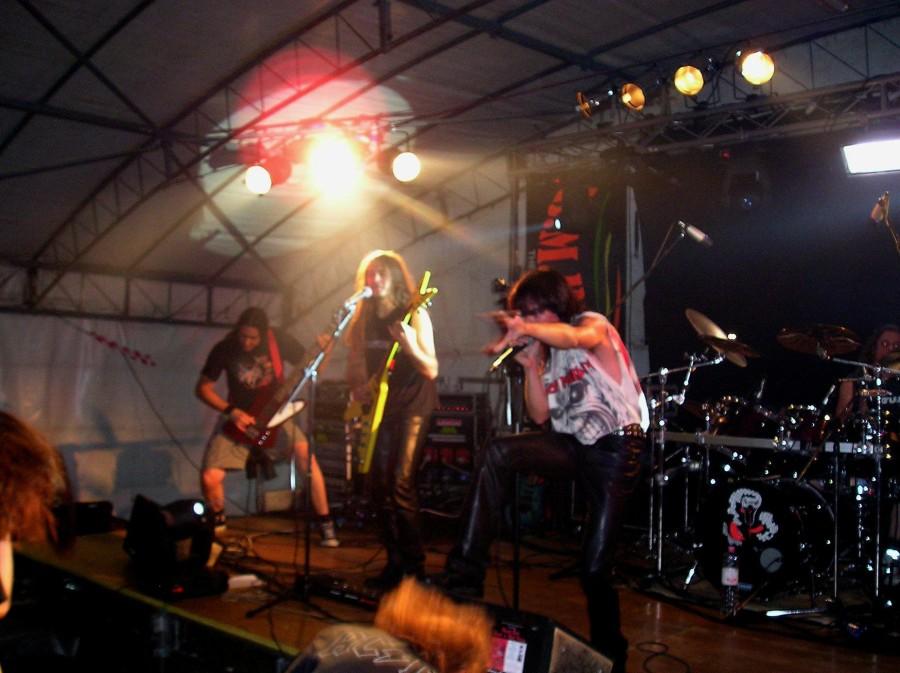 Anguish Force Baselga Metal Festival 29 - Baselga Metal Festival - live-