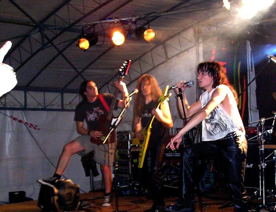 Anguish Force Baselga Metal Festival 3 - Baselga Metal Festival - live-