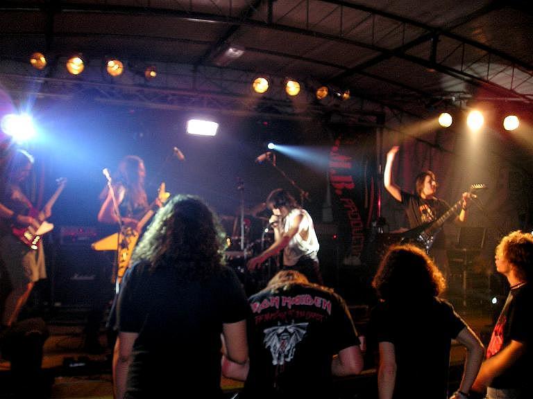 Anguish Force Baselga Metal Festival 4 - Baselga Metal Festival - live-
