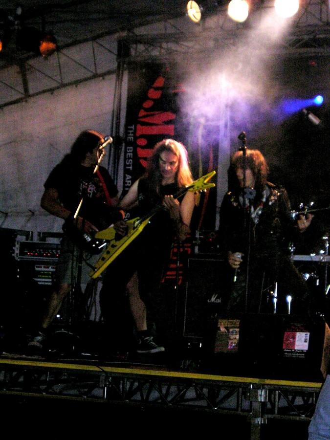 Anguish Force Baselga Metal Festival 5 - Baselga Metal Festival - live-