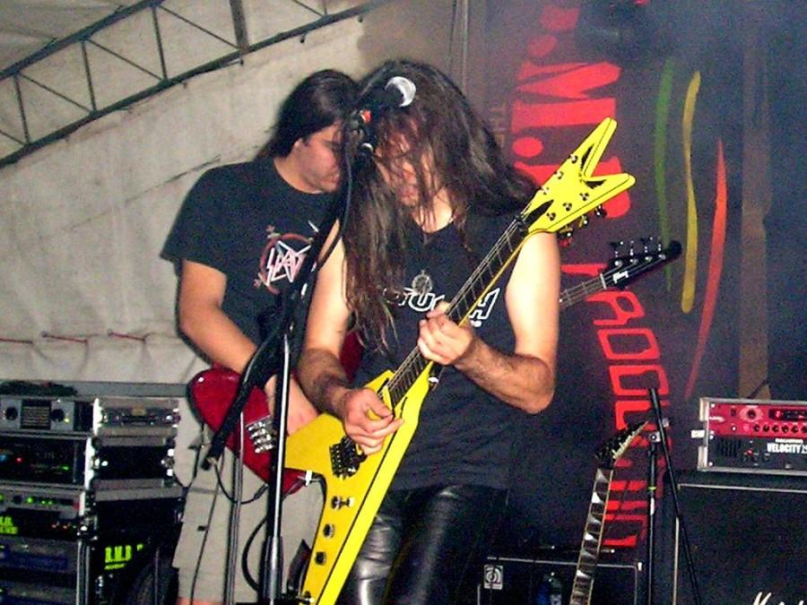 Anguish Force Baselga Metal Festival 6 - Baselga Metal Festival - live-