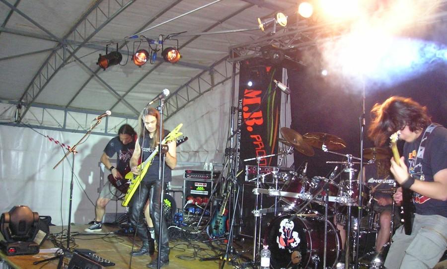 Anguish Force Baselga Metal Festival 7 - Baselga Metal Festival - live-