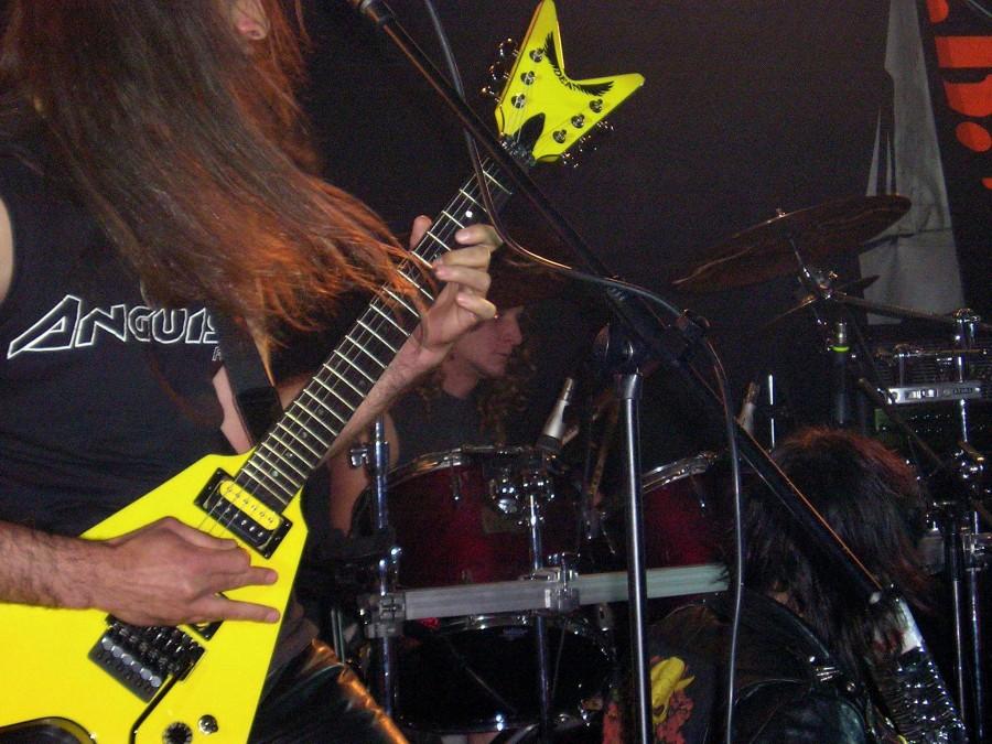 Anguish Force Baselga Metal Festival 8 - Baselga Metal Festival - live-