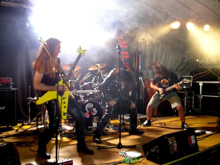 Anguish Force Baselga Metal Festival 9 - Baselga Metal Festival - live-