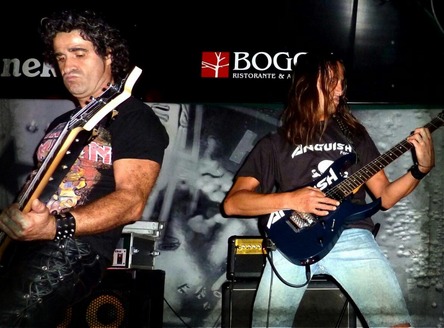 Anguish Force Boggia Metal Festival 11 - Boggia Metal Festival - live-