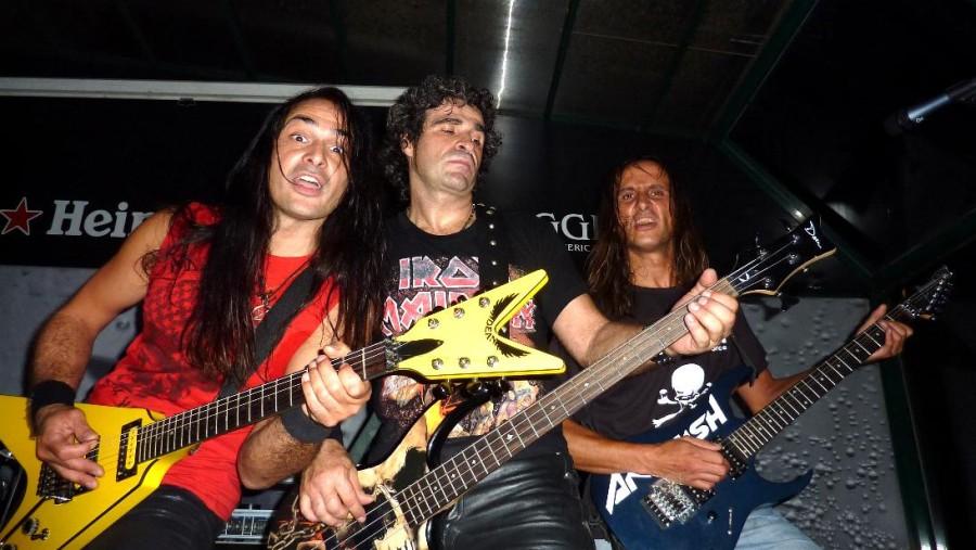Anguish Force Boggia Metal Festival 12 - Boggia Metal Festival - live-