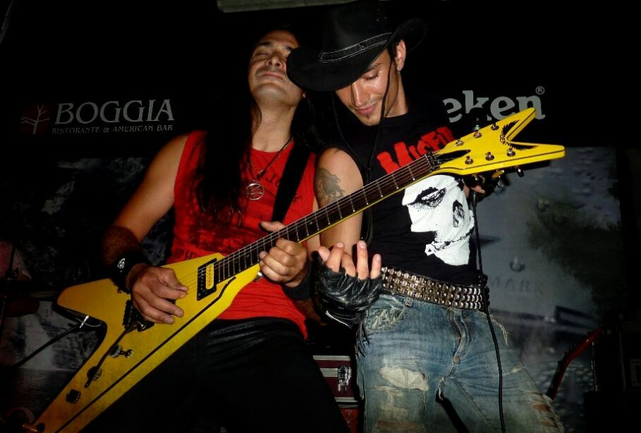 Anguish Force Boggia Metal Festival 15 - Boggia Metal Festival - live-
